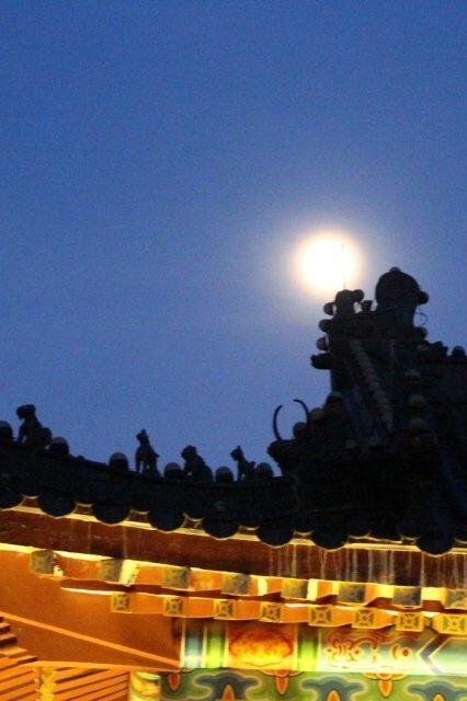 7月14日每周二固定活动夜登高榜山(第五期)