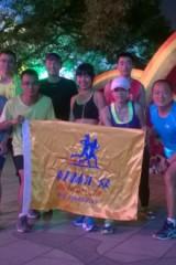 桂林汇众跑步俱乐部第三期夜跑