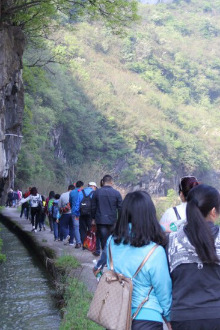 珠江源48里徒步