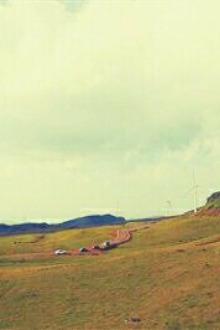 2015第一次组队出行,红果坡上草原