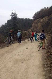 台江背包客自行车店踏青骑行活动