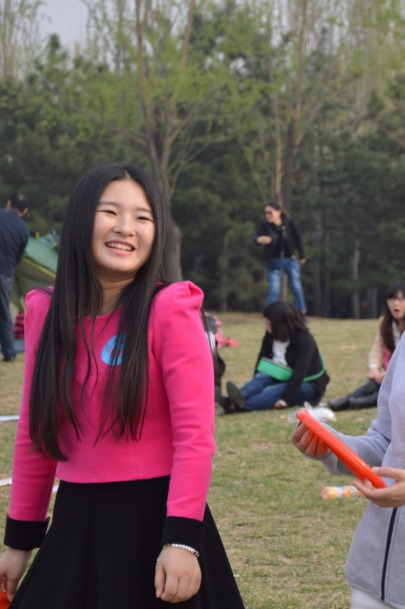 相聚奥森,让爱降临—北京大型户外相亲活动