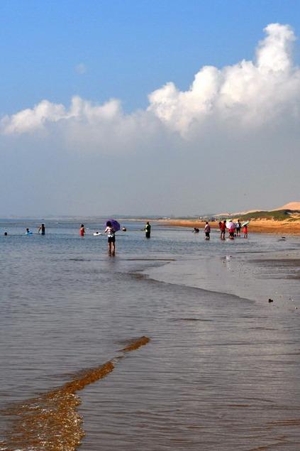 红海滩、葫芦山庄、宁远古城双汽两日游428元