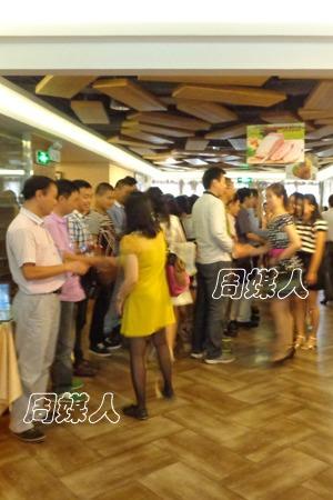 为爱向前冲——11.29号深圳大型相亲交友活动