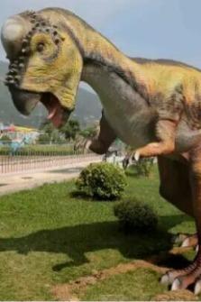 连岛侏罗纪恐龙园亲子活动