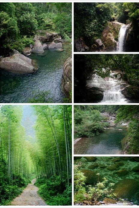 【五度空间】6月29日龙潭戏水:清凉峡谷行