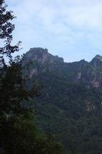 七寨湖白石障徒步攀登