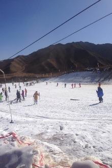 金昌*蓝波湾*扁都口滑雪一日