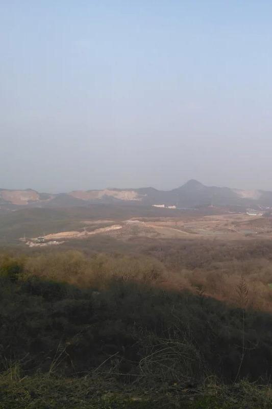 野道穿越律宗第一名山  -  宝华山