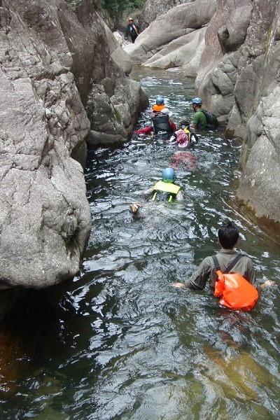 格瑞户外:7月10日仙居丽人谷,溯溪玩水
