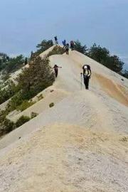 格瑞户外秋日传奇:11月21-22最美山峰龙须山