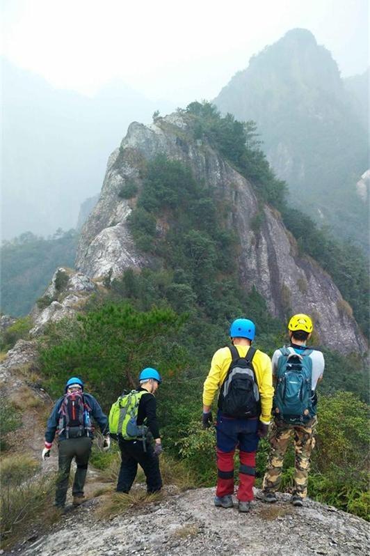 5月29日—永嘉12峰大环线虐途出征
