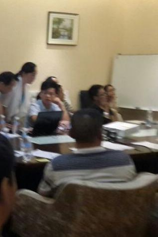 中山商业领袖第二期互动交流活动