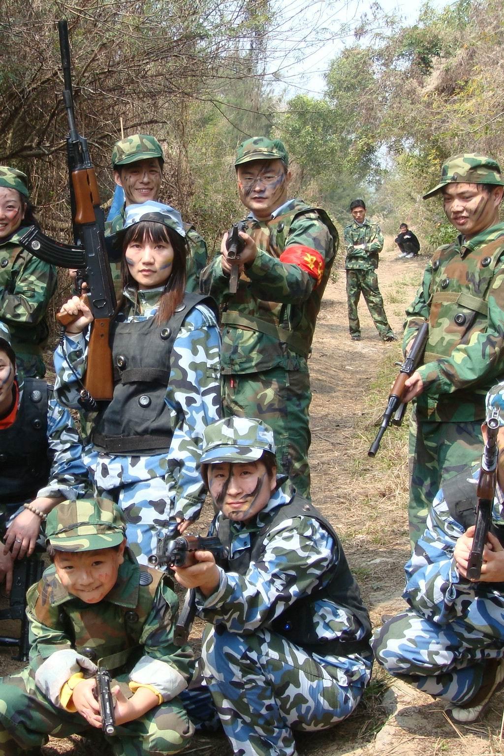 2015年福建省第二届军事体育文化节报名啦