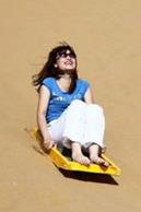 9月12日(周六)相约全国最大孤柏度滑沙滑草风景区