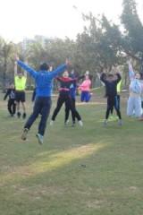 洪江爱跑团-健康慢跑,快乐相随。