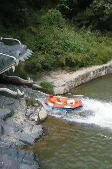 8月3日,8月4日豫西大峡谷加漂流