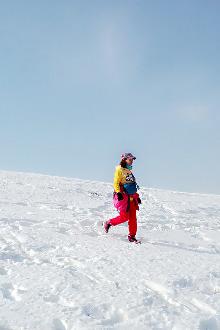 帕克勒克徒步滑雪活动