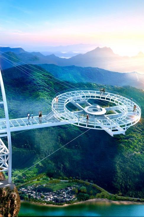 【北京百灵鸟户外】7月23日平谷石林峡玻璃观景台