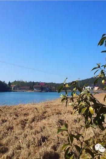 """10月30日 """"天湖一线,神仙居住的地方天平山"""