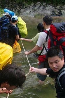 【6/20-22浙东大峡谷溯溪穿越,篝火露营】