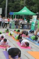 9月20日南山蛇口沃尔玛趣味运动会