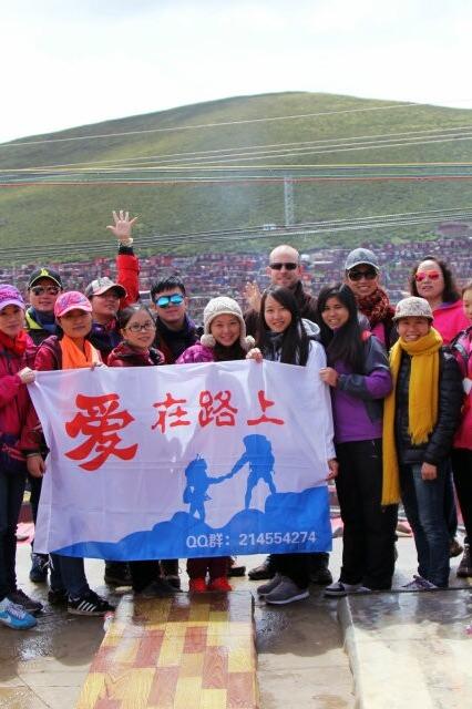 色达,藏传佛教圣地——5.1之旅