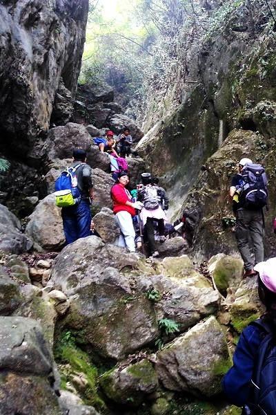 本周日,10号,体验精彩之旅-毛铺大峡谷穿越之行