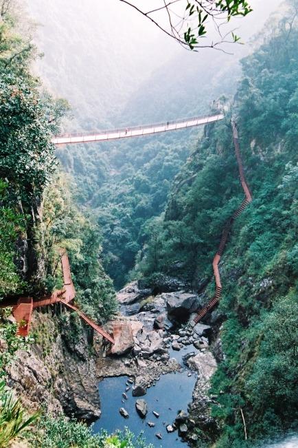 11月28走进旗山国家森林公园自驾一日游