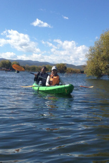 拉巿海湿地公园丽水方舟俱乐部