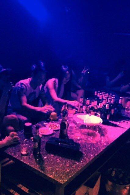 6月10号CLUB聚会狂欢夜