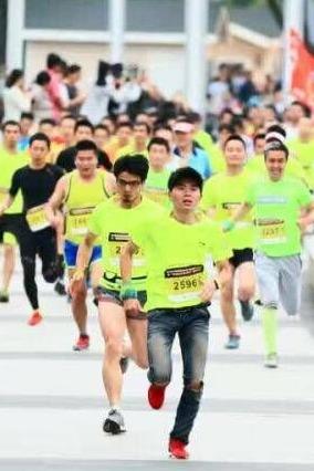 半程马拉松21.0975公里