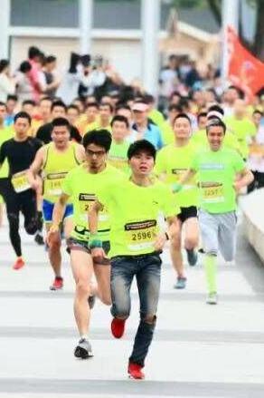 苏州跑出精彩嘉年华迎新跑活动集结