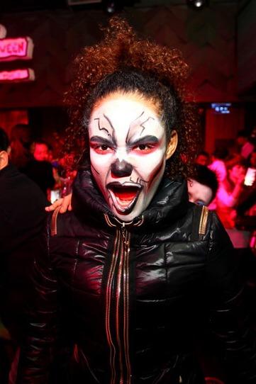 10月31日万圣节狂欢盛典—化妆舞会