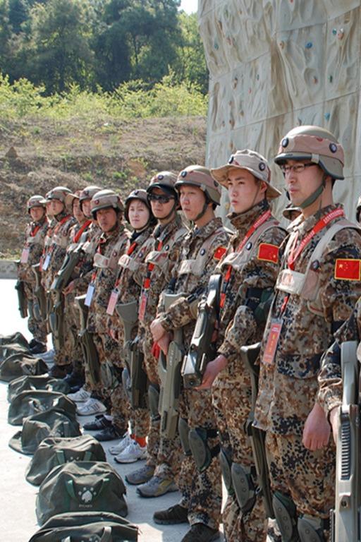 陆川第十届真实版模拟战争游戏户外活动开始报名!