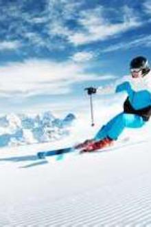 美林谷拼车滑雪