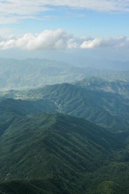 灵山龙头峰穿越体验之旅(三十五期)