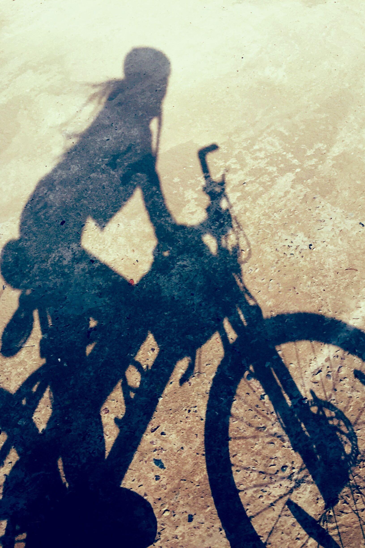 骑行去看天堂风光:赏花,烧烤,篝火,露营