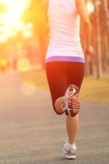 10·26夜跑锻炼活动