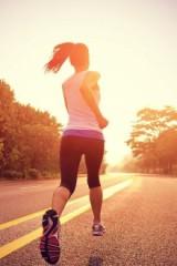 12.07夜跑锻炼活动
