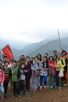 清明节—徒步徽杭古道