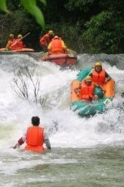 7月4日(星期六)隆安绿水江漂流自驾2天游,没车的可以拼车