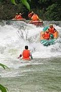 8月29-30(星期六星期天)八寨沟和东兴红石谷漂流自驾2天游