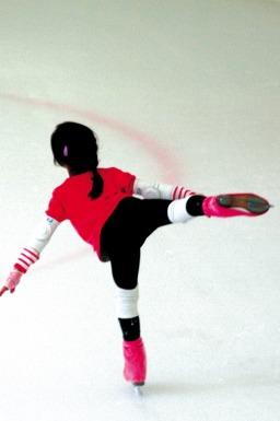 9.8带你走进天河正佳真冰溜冰场