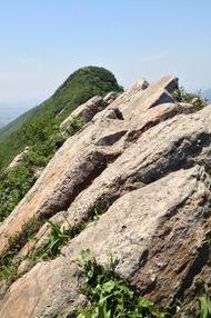 寻找镇江最美的传说——高骊山一日穿越活动