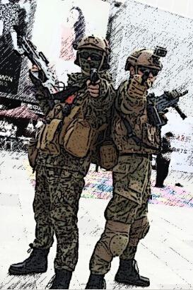 """""""金勇士""""滁州镭射野战运动对抗赛 开始报名!"""