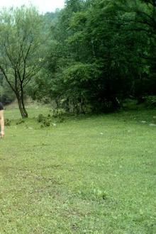 徒步杨家庄—小涧峪穿越