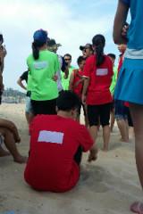 北山湾沙滩撕名牌—湫逸群!本周六下午3点!