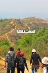 10月4日徒步登山灵白常规线