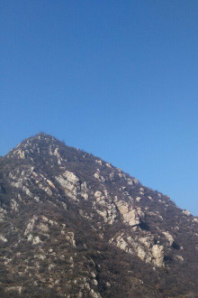 【北斗星户外】12月6号相约野线穿越嵩山太阳峰